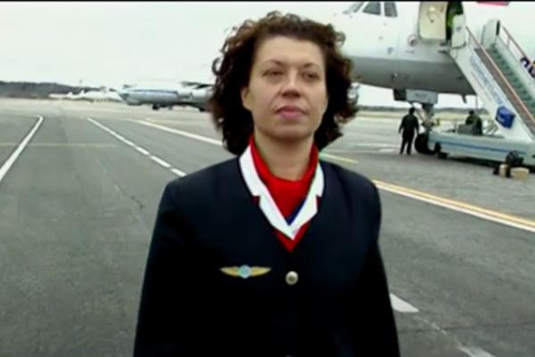 Арина Виноградова смогла выжить в авиакатастрофе