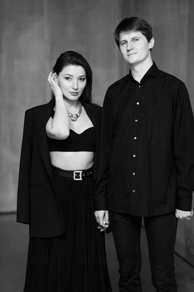 Михаил и Инга вместе уже больше года