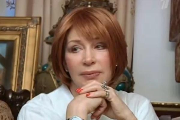Татьяна Васильева не была в восторге от идеи сына жениться на Анастасии