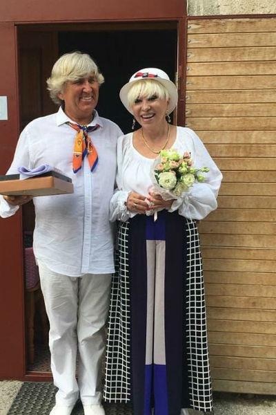 Ольга Зарубина хочет отменить свадьбу из-за смерти Валентины Легкоступовой