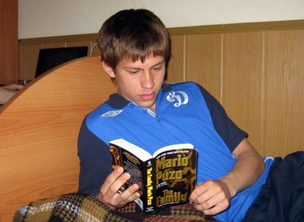 В состав «Динамо» Федор Смолов вошел в 2006 году