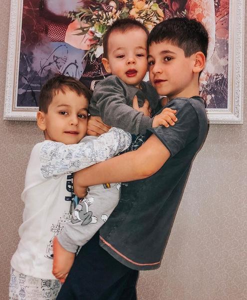 Салибекова считает детей своим главным достижением в жизни