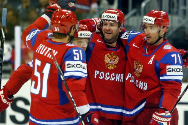 Ковальчук является лидером российской сборной по хоккею