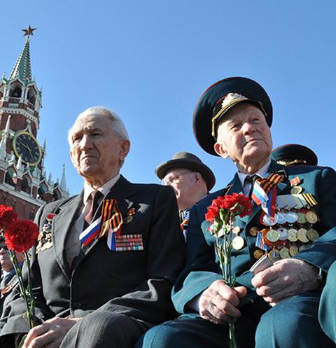 Традиционный парад на Красной площади отложили на неопределенный срок