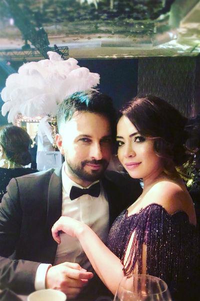 Таркан и Пынар начали встречаться в 2011 году
