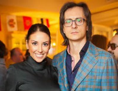 Беременная Татьяна Найник вышла замуж за сына Маргариты Тереховой