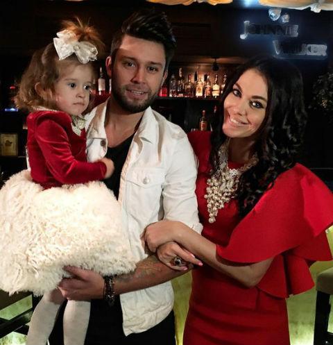 Таня Терешина не пустила Славу Никитина на праздник дочери