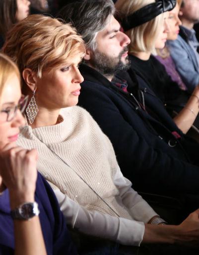 Беременная Олеся Судзиловская оказалась в числе гостей грандиозного шоу