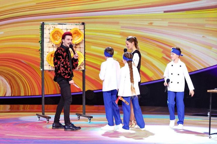 Дима Билан устроил шоу в новом выпуске