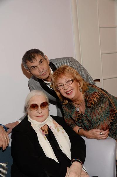 Брак Лидии Николаевны и Бари Каримович продлился три года.
