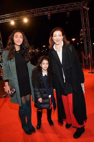 Актриса подарила Тиграну Кеосаяну двух дочерей