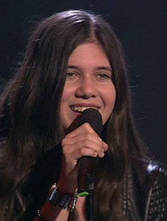 Сабина Мустаева стала лучшим детским голосом страны