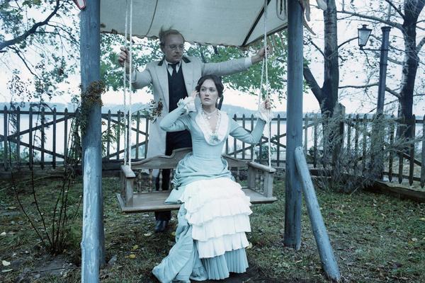 Роль Ларисы Огудаловой в «Жестоком романсе» сделала Гузееву звездой