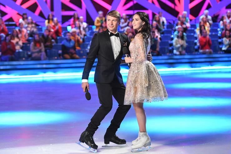 Алексей и Алина теперь каждую неделю появляются в эфире Первого канала