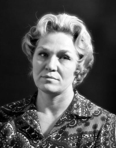 Актриса театра и кино Римма Маркова