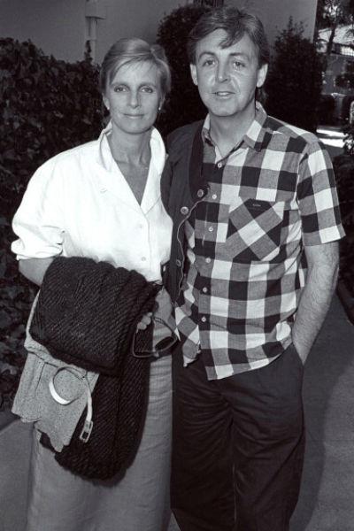 Пол и Линда Маккартни были женаты на протяжении 30-ти лет