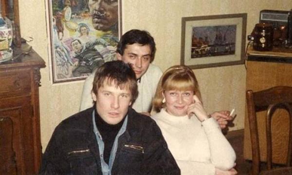 Сергей Насибов и Наталья Гундарева