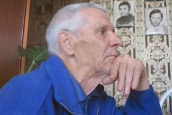 Баталов видел отца только на фотографиях