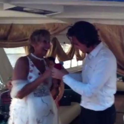 Прохор объявил о помолвке, что вызвало бурю эмоций у присутствующих