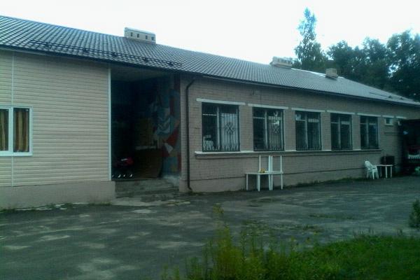«Мамин домик» разместился в бывшей школе, после капитального ремонта