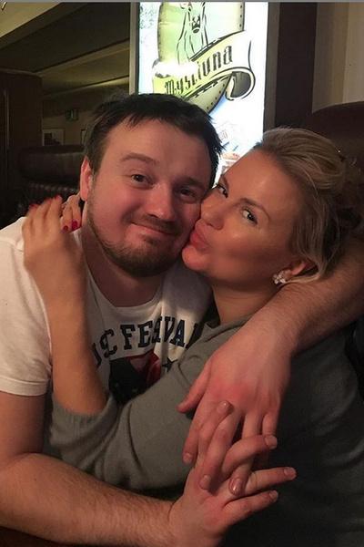 Анна обожает своего младшего брата Кирилла