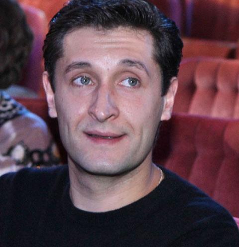 Олег Масленников-Войтов