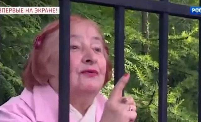 Первую жену Сличенко Сетару Казымову многие считали умершей, а она девять лет живет в доме престарелых