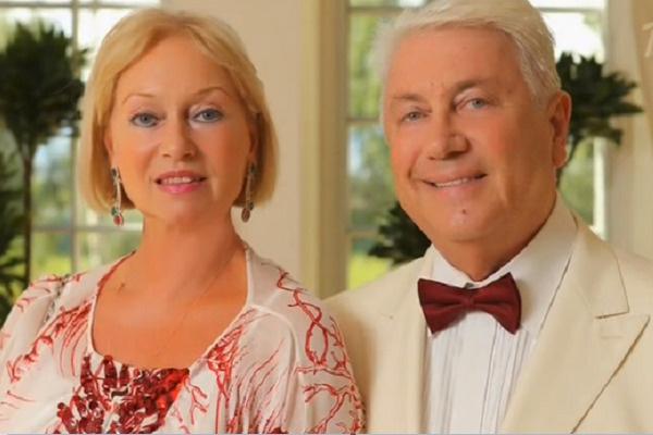 Владимир Винокур счастлив с женой 45 лет