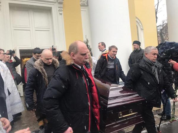 Павленко похоронят на Киновеевском кладбище