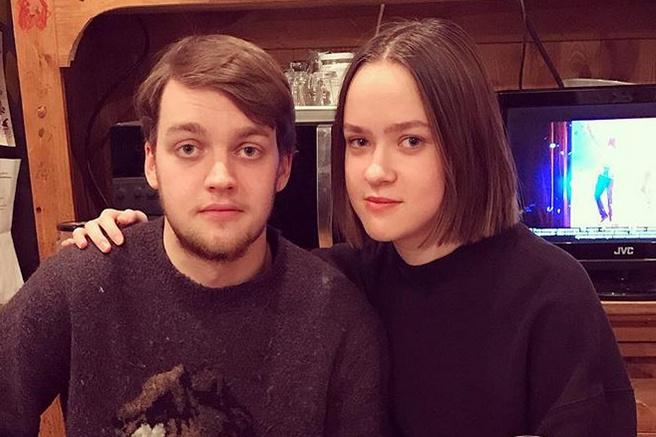 Дети Валюшкиной: Вася и Маша