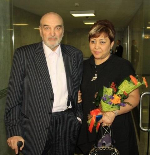Алексей Петренко и Азима Абдумаминова