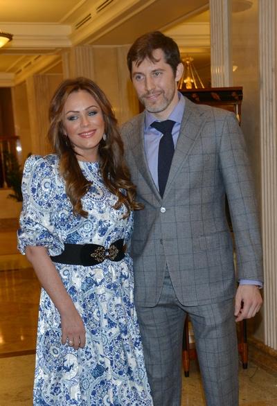 Юлия Началова и Александр Фролов