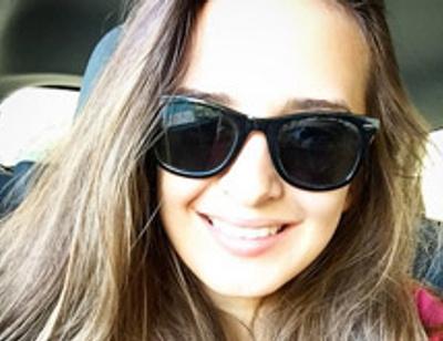 Маргарита Агибалова празднует первые полгода дочери