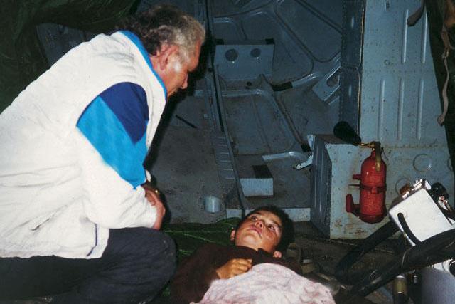 Рошаль стал председателем Международного комитета помощи детям при войнах и катастрофах
