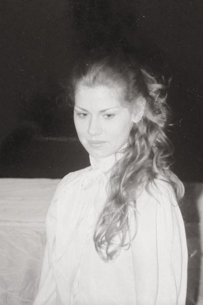 Елена не сразу поверила, что сможет достичь успеха в актерстве