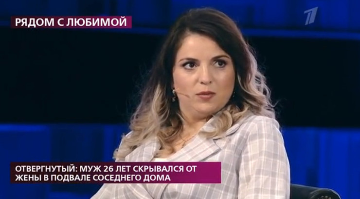Анастасия Петрова долго искала отца