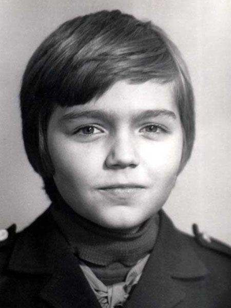 Дмитрий Маликов хотел стать футболистом