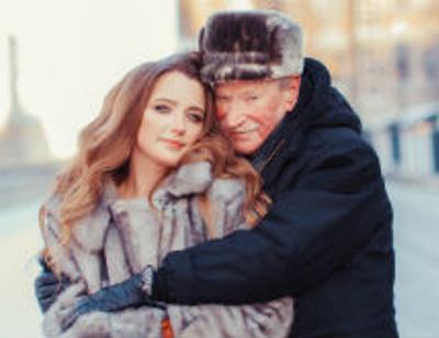 Иван Краско устроил молодой жене незабываемое рандеву на берегах Невы