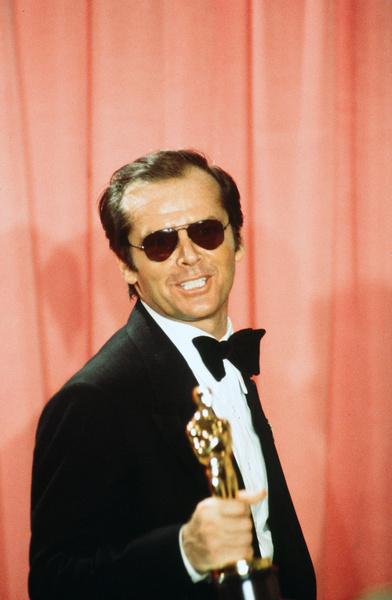 Джек Николсон — многократный обладатель премии «Оскар»