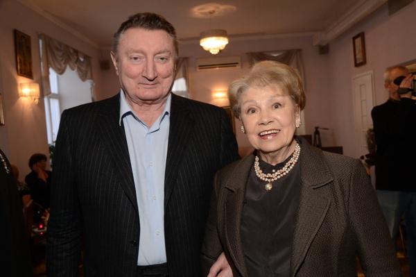 Фельдман и Латынина вместе уже более 30 лет