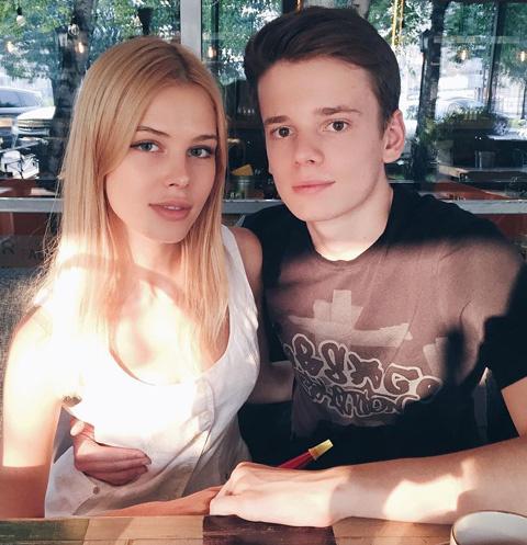 Анна Шеридан и Арсений Шульгин