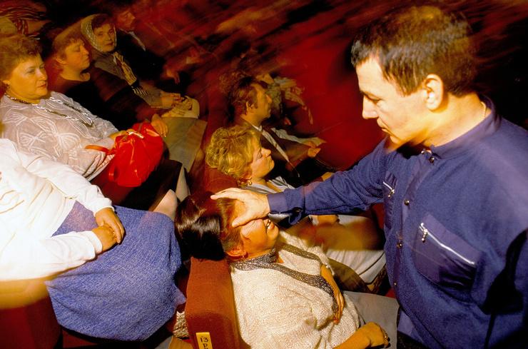 Чумак считал, что гипнотерапия Кашпировского — колоссальное зло