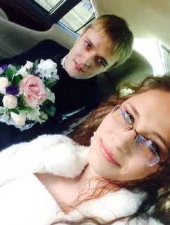 Cергей Зверев-младший и Мария Бикмаева