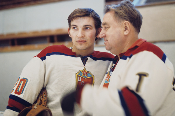 Перспективного игрока заметил Анатолий Тарасов