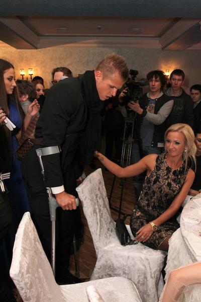 Ольга поддерживала Дмитрия на протяжении всего брака