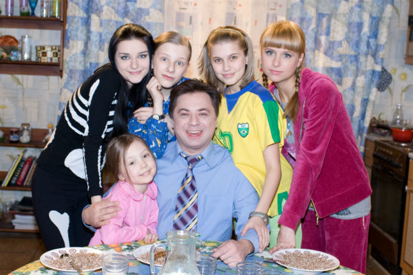 Дарья Мельникова полюбилась зрителям после роли в сериале «Папины дочки»