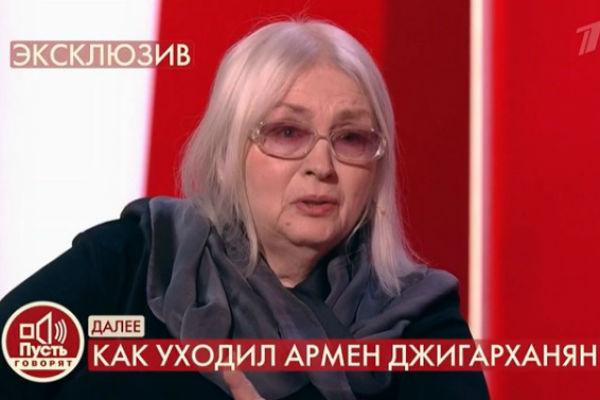Татьяна Власова все эти годы была рядом с актером