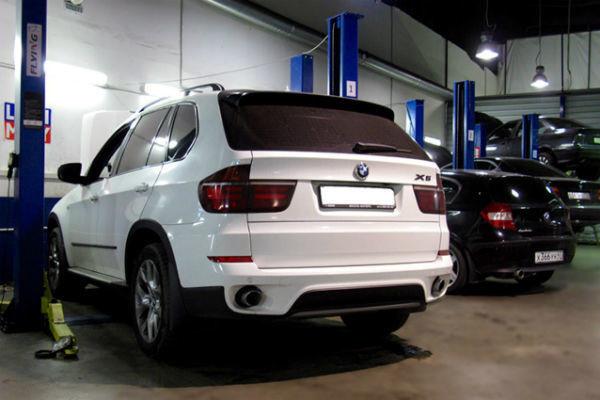 В 2016-м году Алексей сменил машину