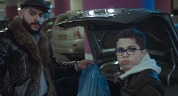 Тимати катался в клипе Киркорова на Lada Priora I Primer 2012 года
