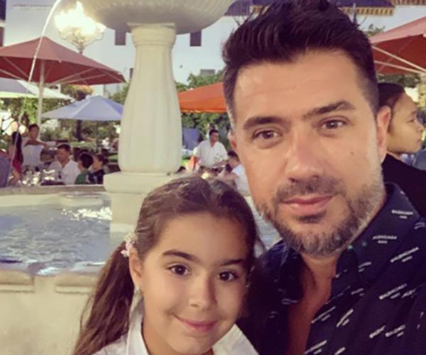 Мурат и дочь София